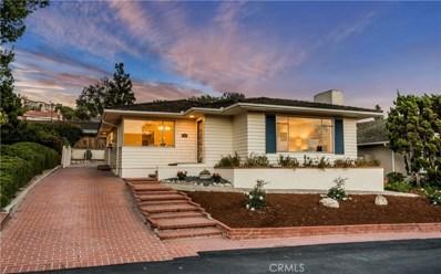 1640 Via MacHado, Palos Verdes Estates, CA 90274 - MLS#: PV18087102