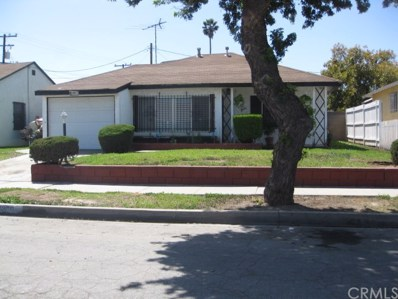 1309 S Keene Avenue, Compton, CA 90220 - MLS#: PV18088264