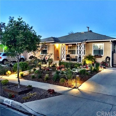 4842 Carfax Avenue, Lakewood, CA 90713 - MLS#: PV18088360