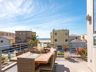 101 Lyndon Street, Hermosa Beach, CA 90254 - MLS#: PV18089532
