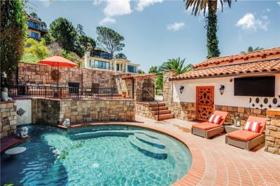 1705 Via Montemar, Palos Verdes Estates, CA 90274 - MLS#: PV18092195