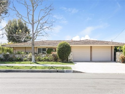28043 Braidwood Drive, Rancho Palos Verdes, CA 90275 - MLS#: PV18097615