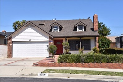 1706 Bardale Avenue, San Pedro, CA 90731 - MLS#: PV18099399