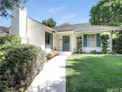 504 Via Alcance, Palos Verdes Estates, CA 90274 - MLS#: PV18099433