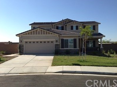 31997 Rouge Lane, Menifee, CA 92584 - MLS#: PV18101476