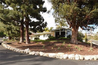 32 Packet Road, Rancho Palos Verdes, CA 90275 - MLS#: PV18103132