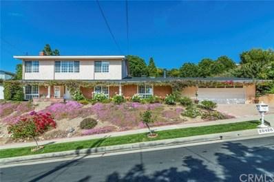 28428 Cedarbluff Drive, Rancho Palos Verdes, CA 90275 - MLS#: PV18105715