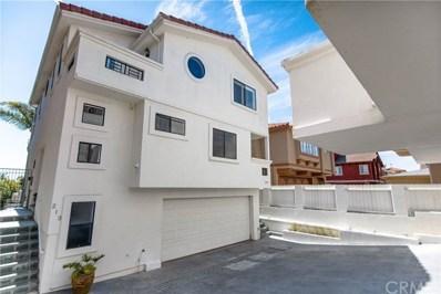 213 N Lucia Avenue UNIT B, Redondo Beach, CA 90277 - MLS#: PV18107428