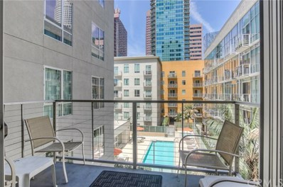 645 W 9th Street UNIT 532, Los Angeles, CA 90015 - MLS#: PV18110340