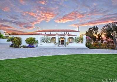915 Via Panorama, Palos Verdes Estates, CA 90274 - MLS#: PV18112103