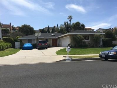29108 Indian Valley Road, Rancho Palos Verdes, CA 90275 - MLS#: PV18116308