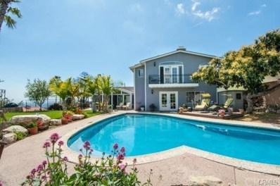 2621 Colt Road, Rancho Palos Verdes, CA 90275 - MLS#: PV18117798