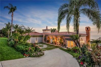 1429 Via Zumaya, Palos Verdes Estates, CA 90274 - MLS#: PV18119297