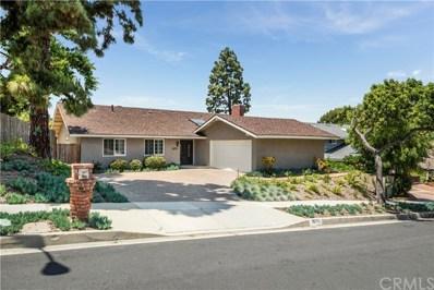 26703 Honey Creek Road, Rancho Palos Verdes, CA 90275 - MLS#: PV18134062