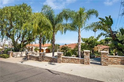 16 Rockinghorse Road, Rancho Palos Verdes, CA 90275 - MLS#: PV18138993