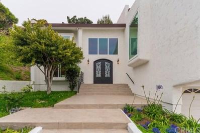 30168 Avenida Tranquila, Rancho Palos Verdes, CA 90275 - MLS#: PV18141182