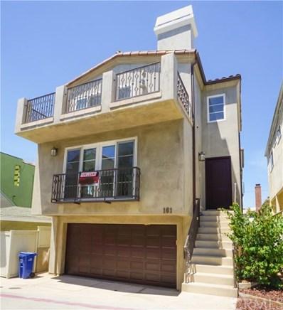 161 1st Court, Hermosa Beach, CA 90254 - MLS#: PV18144596