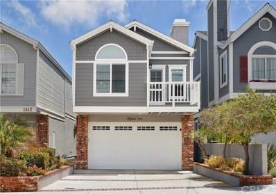 1510 Steinhart Avenue, Redondo Beach, CA 90278 - MLS#: PV18147749