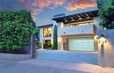 2729 Palos Verdes Drive W, Palos Verdes Estates, CA 90274 - MLS#: PV18147773
