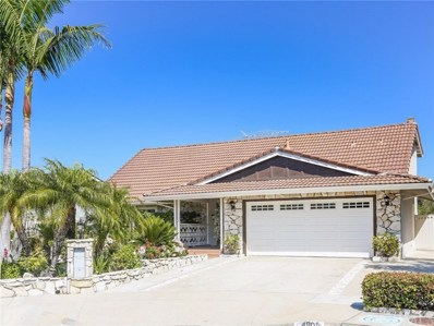 4801 Falcon Rock Place, Rancho Palos Verdes, CA 90275 - MLS#: PV18149256