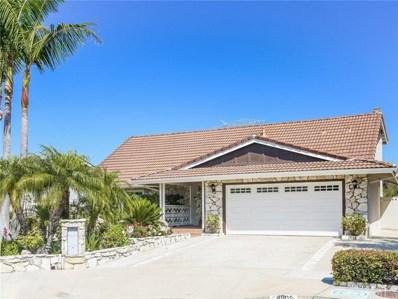 4801 Falcon Rock Place, Rancho Palos Verdes, CA 90275 - MLS#: PV18149256