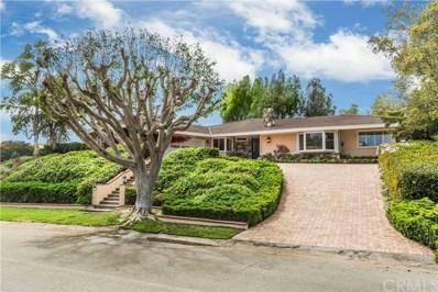 5457 Middlecrest Road, Rancho Palos Verdes, CA 90275 - MLS#: PV18151989