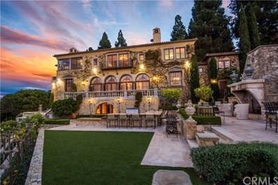 705 Via La Cuesta, Palos Verdes Estates, CA 90274 - MLS#: PV18152174