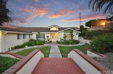 5112 Willow Wood Road, Rolling Hills Estates, CA 90274 - MLS#: PV18160524
