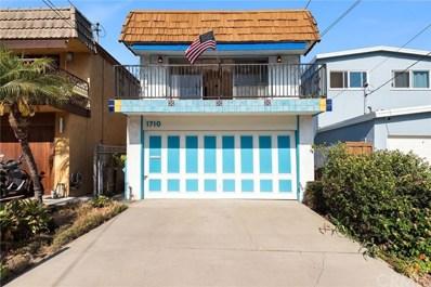 1710 Carver Street, Redondo Beach, CA 90278 - MLS#: PV18163283