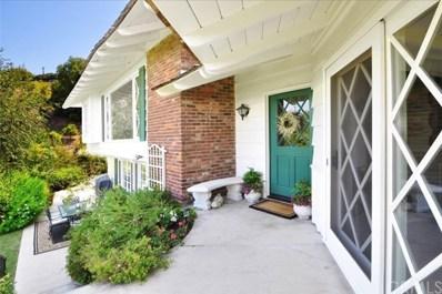 28689 Roan Road, Rancho Palos Verdes, CA 90275 - MLS#: PV18164712