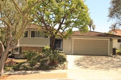 5702 Scotwood Drive, Rancho Palos Verdes, CA 90275 - MLS#: PV18166315