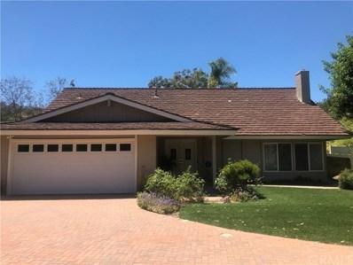 4812 Blackhorse Road, Rancho Palos Verdes, CA 90275 - MLS#: PV18173044