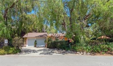 10 Peppertree Drive, Rancho Palos Verdes, CA 90275 - MLS#: PV18174769