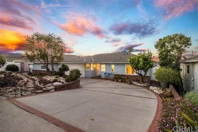 237 Via Los Miradores, Redondo Beach, CA 90277 - MLS#: PV18176628