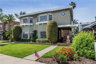 1531 Mathews Avenue, Manhattan Beach, CA 90266 - MLS#: PV18176767