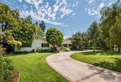 42 Empty Saddle Road, Rolling Hills Estates, CA 90274 - MLS#: PV18176904