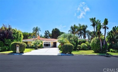 1525 Via Castilla, Palos Verdes Estates, CA 90274 - MLS#: PV18196033