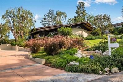 27036 Sunnyridge Road, Palos Verdes Peninsula, CA 90274 - MLS#: PV18197361