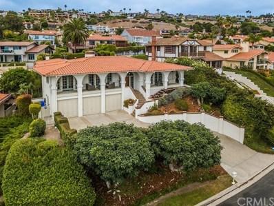1133 Via Zumaya, Palos Verdes Estates, CA 90274 - MLS#: PV18215486