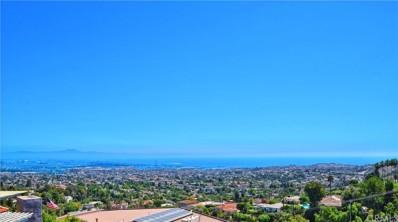 6352 Via Colinita, Rancho Palos Verdes, CA 90275 - MLS#: PV18218309
