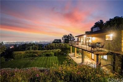 27089 Sunnyridge Road, Palos Verdes Peninsula, CA 90274 - MLS#: PV18221379