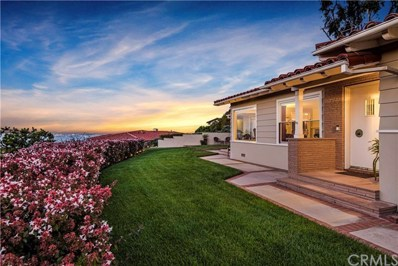 704 Via Horcada, Palos Verdes Estates, CA 90274 - MLS#: PV18225778