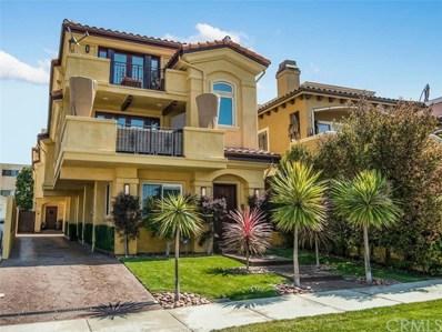 522 N Elena Avenue UNIT B, Redondo Beach, CA 90277 - MLS#: PV18226051