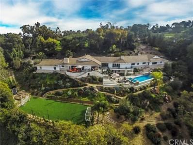 2 Pine Tree Lane, Rolling Hills, CA 90274 - MLS#: PV18232515