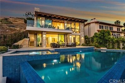 1320 Via Romero, Palos Verdes Estates, CA 90274 - MLS#: PV18236165