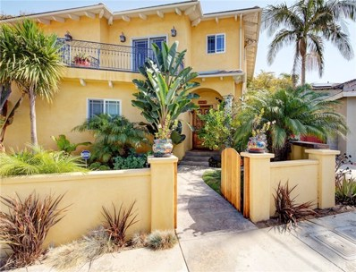1116 Ford Avenue UNIT A, Redondo Beach, CA 90278 - MLS#: PV18236819