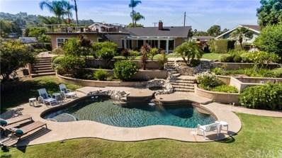 1904 Lasita Place, Rancho Palos Verdes, CA 90275 - MLS#: PV18237817