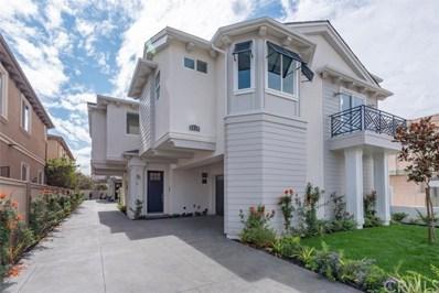 2410 Huntington Lane UNIT A, Redondo Beach, CA 90278 - MLS#: PV18242024