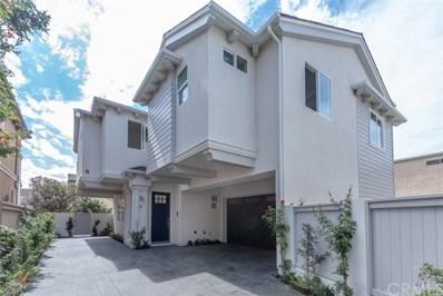 2410 Huntington Lane UNIT B, Redondo Beach, CA 90278 - MLS#: PV18242056