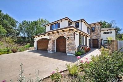 12 Casaba Road, Rolling Hills Estates, CA 90274 - MLS#: PV18242609